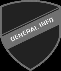 general info shield - Home