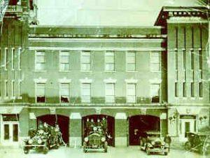 new endicott municipal building 1913 300x226 - About